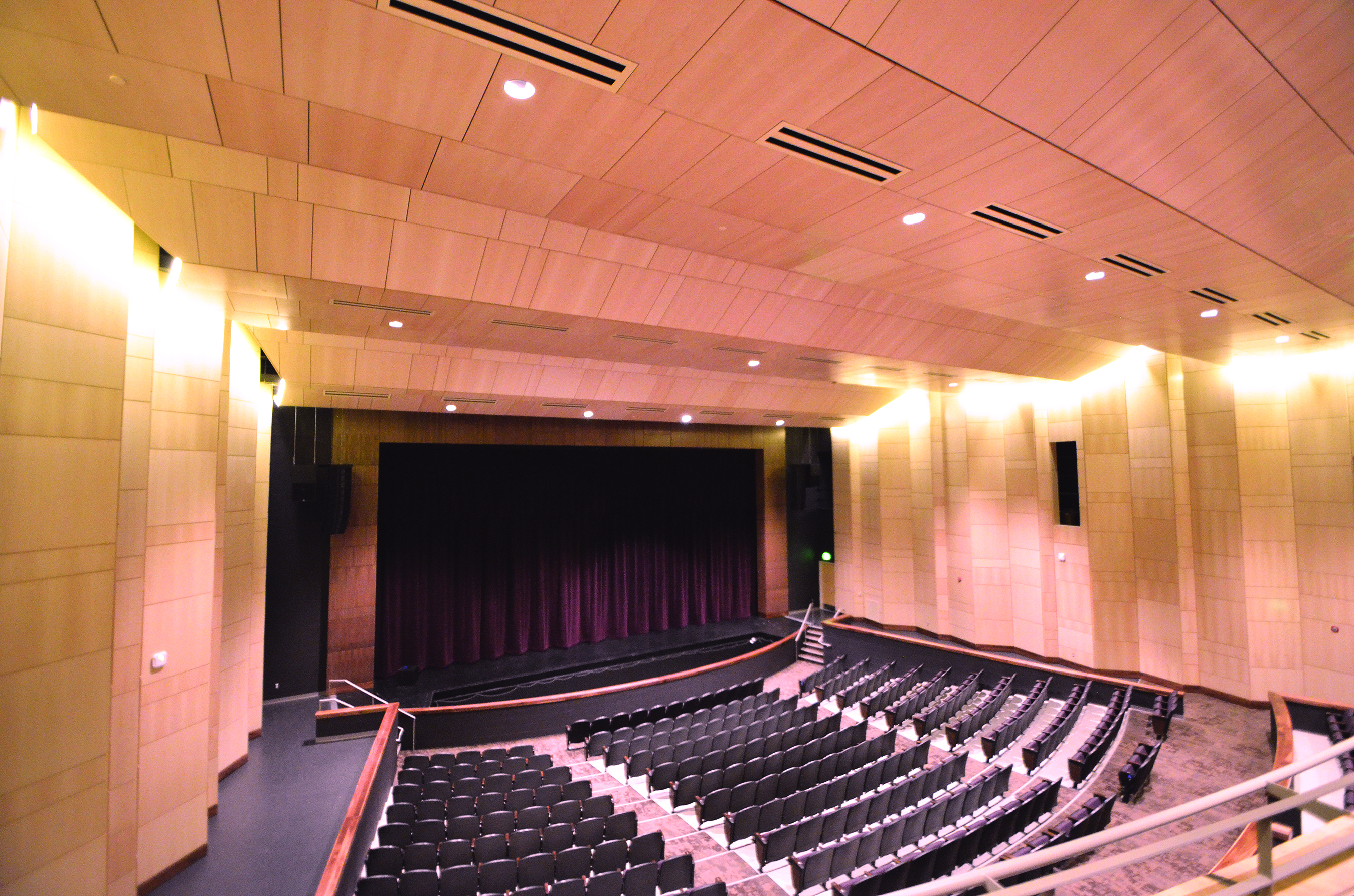 Acoustigreen Acoustical Wood Panels For Ceilings And Walls